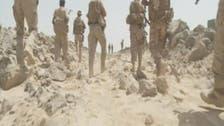 یمن : مارب کے مغرب میں باغی ملیشیاؤں کے ارکان قید