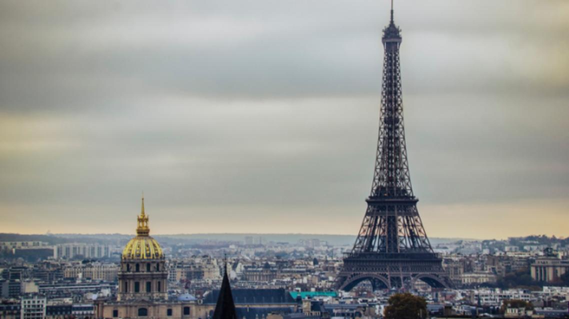باريس برج إيفل