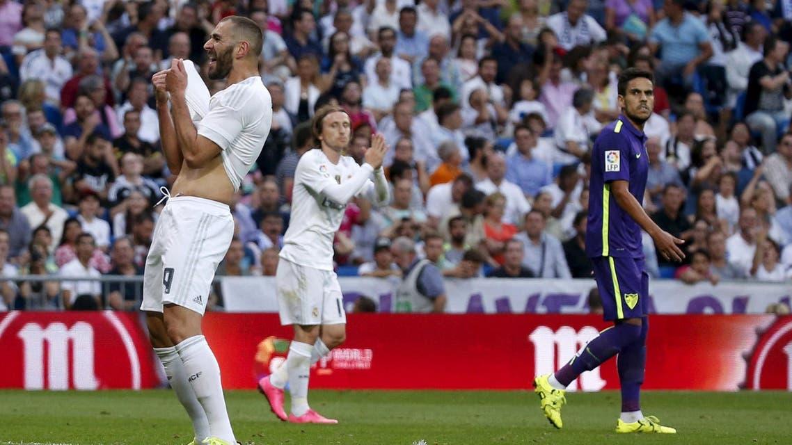 بنزيمة ريال مدريد
