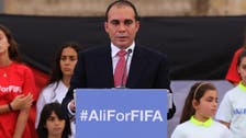 Prince Ali pushes FIFA bid after rival Platini is questioned