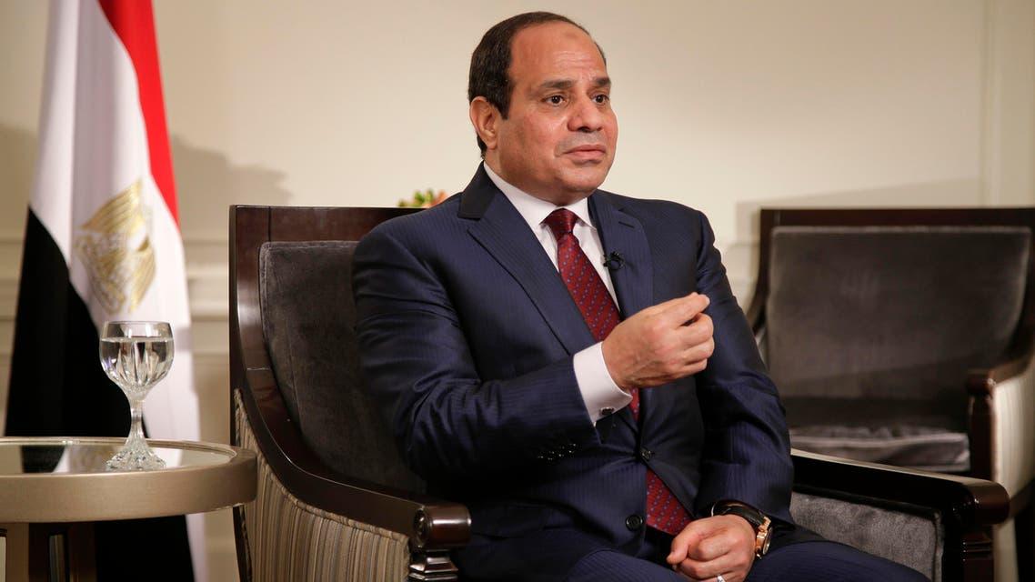 مصر - الرئيس عبد الفتاح السيسي - 3