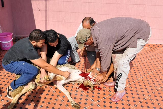 يتمسك المغاربة بعيد الأضحى ويحتفلون به جماعياً