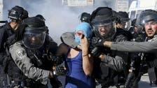 Clashes erupt at Al-Aqsa mosque compound