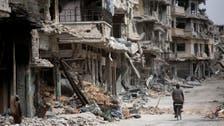حمص میں شامی فوج کا میزائل حملہ، 17 افراد ہلاک