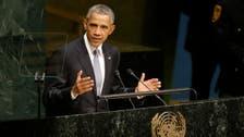 أوباما لبوتين: لا استقرار في سوريا مع بقاء الأسد