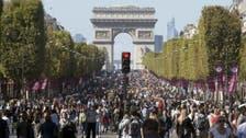 """""""يوم دون سيارات"""" في شوارع باريس"""