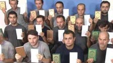 Turks kidnapped in Baghdad appear in video promising their release