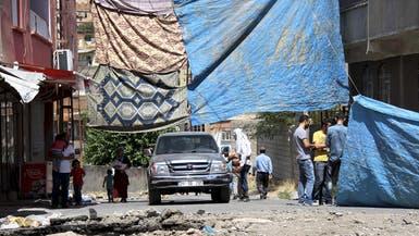 إصابة 5 أطفال في انفجار قنبلة بجنوب شرق تركيا