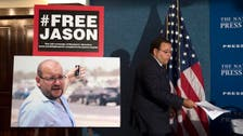 Iran ready for prisoner swap with U.S.: Rowhani