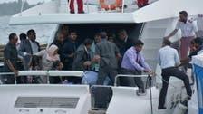Maldives president unhurt in speedboat blast