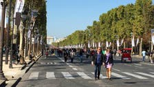 Polluted Paris goes car-free for a day in breath of fresh air