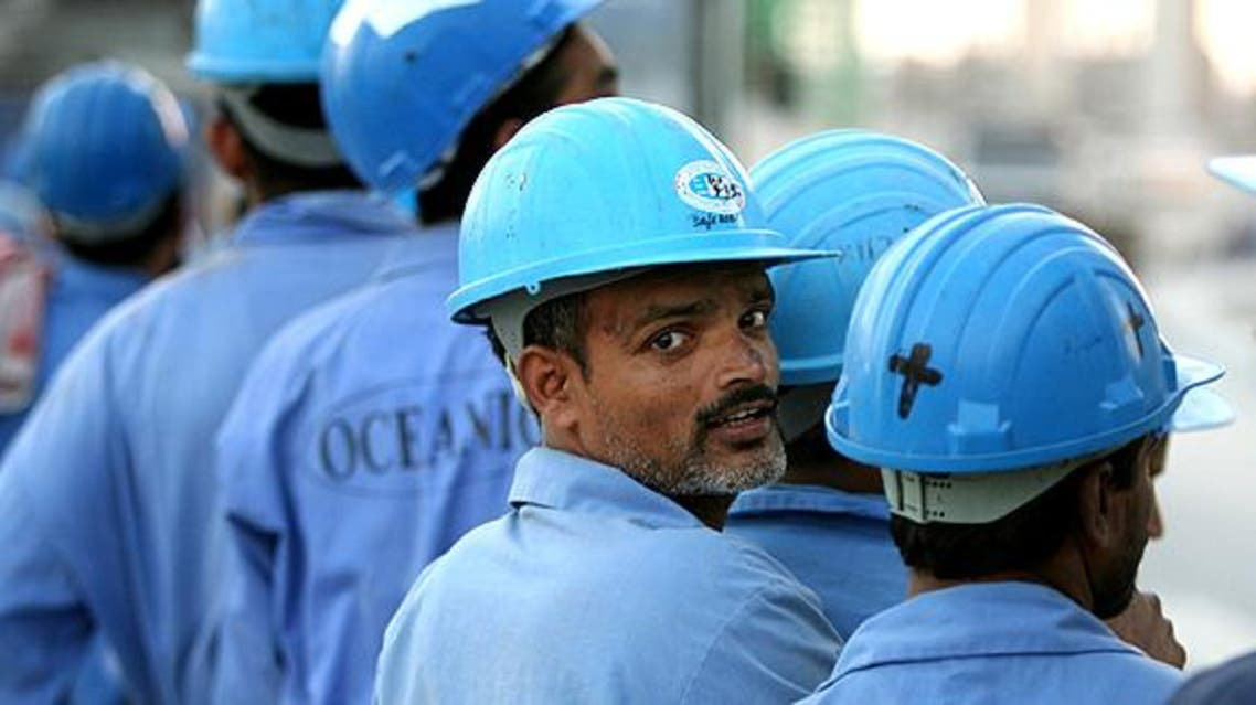 The seven-state Emirates federation is home to millions of migrant laborers, many of them from South Asia and the Philippines. (File photo: Reuters)