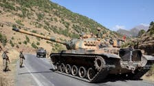 Erdogan: Over 30 Kurdish militants killed in cross border raids