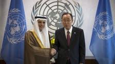 Saudi FM: Assad must go or face 'military option'