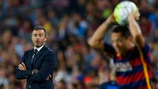 Barca hit by injuries, first signs of fan anger