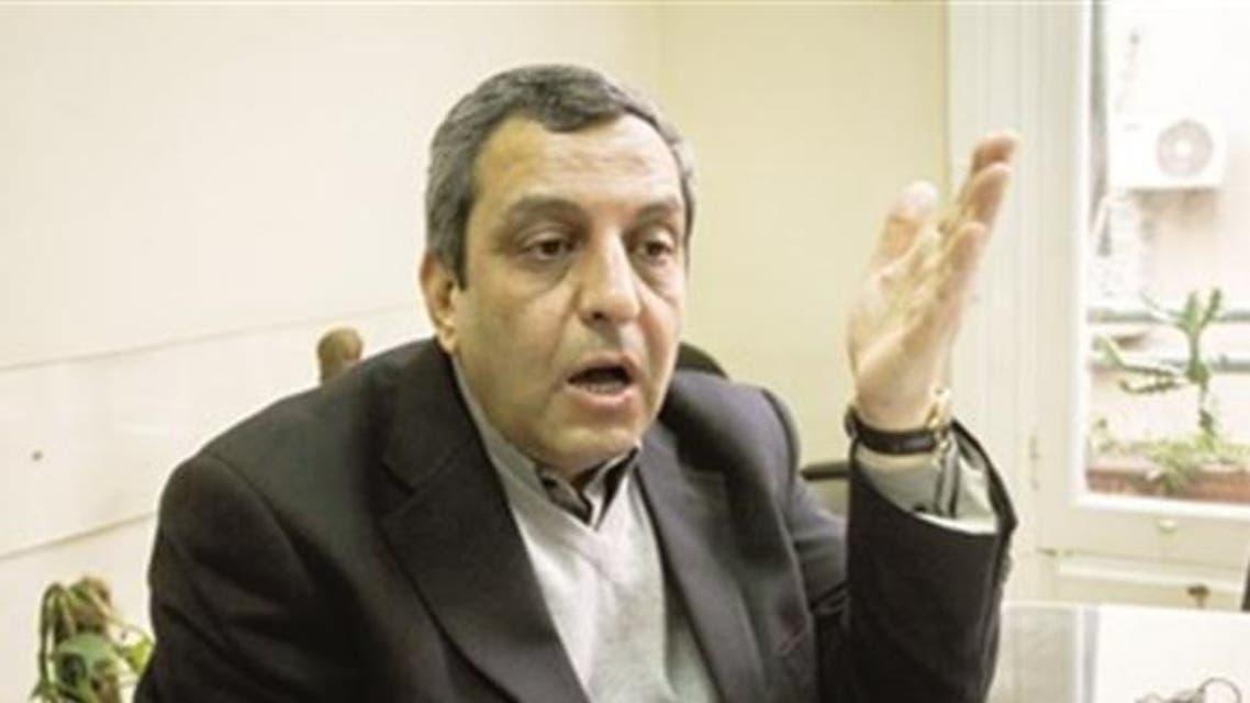 يحيى قلاش نقيب الصحافيين في مصر