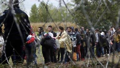#السويد تنصب خيماً للاجئين رغم تراجع عددهم