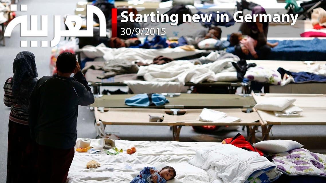 Starting new in Germany