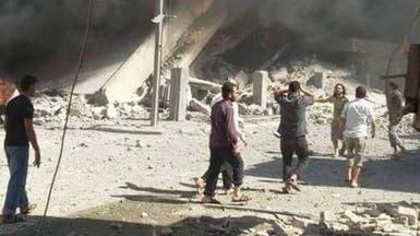 مجزرة في تلبيسة.. وداعش يفخخ السيارات بريف حماة