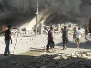 سوريا.. مجزرة روسية في تلبيسة بريف حمص