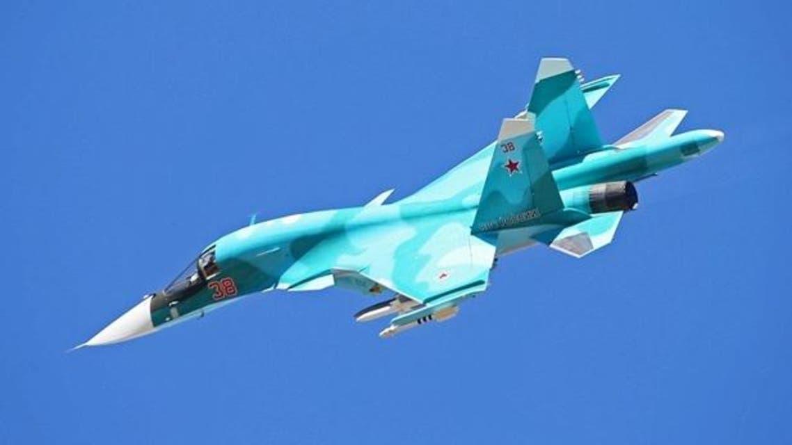 """طائرات """"سو-34"""" الأخطر في روسيا وصلت إلى سوريا"""