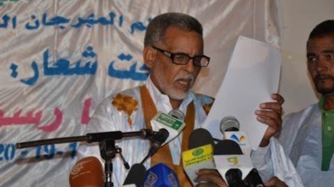 أدباء موريتانيا