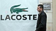 Lacoste bites back in crocodile logo court battle
