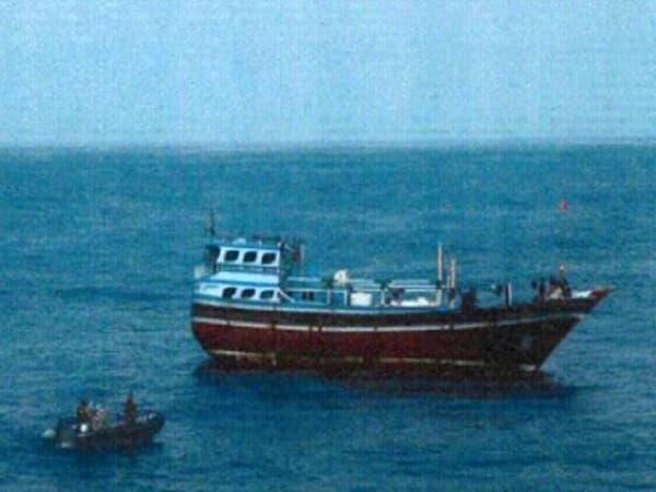 ستينية إنكليزية تحاول العودة إلى سفينة سياحية سباحة