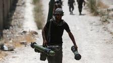 U.S. stops sending new Syria recruits to troubled rebel training program