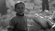 Infographic: Syrian barrel bombs indiscriminate toward children