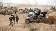 صحراء الانبار کو داعش سے پاک کرنے کے لیے پیشگی آپریشن