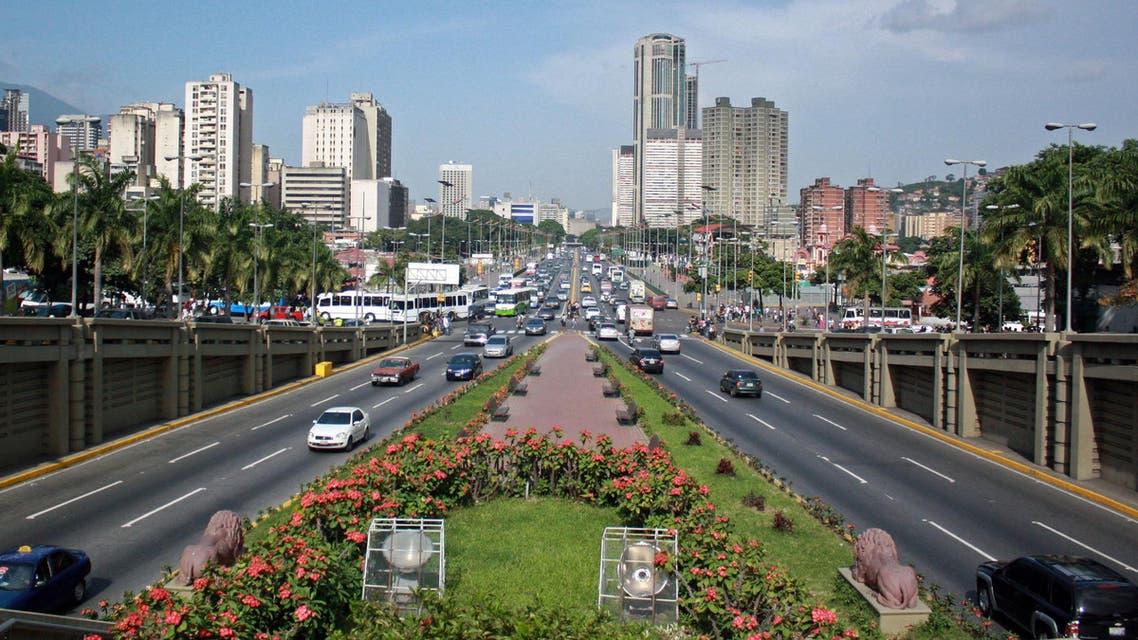 كاركاس عاصمة فنزويلا