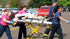 Police kill U.S. community college gunman after shooting rampage
