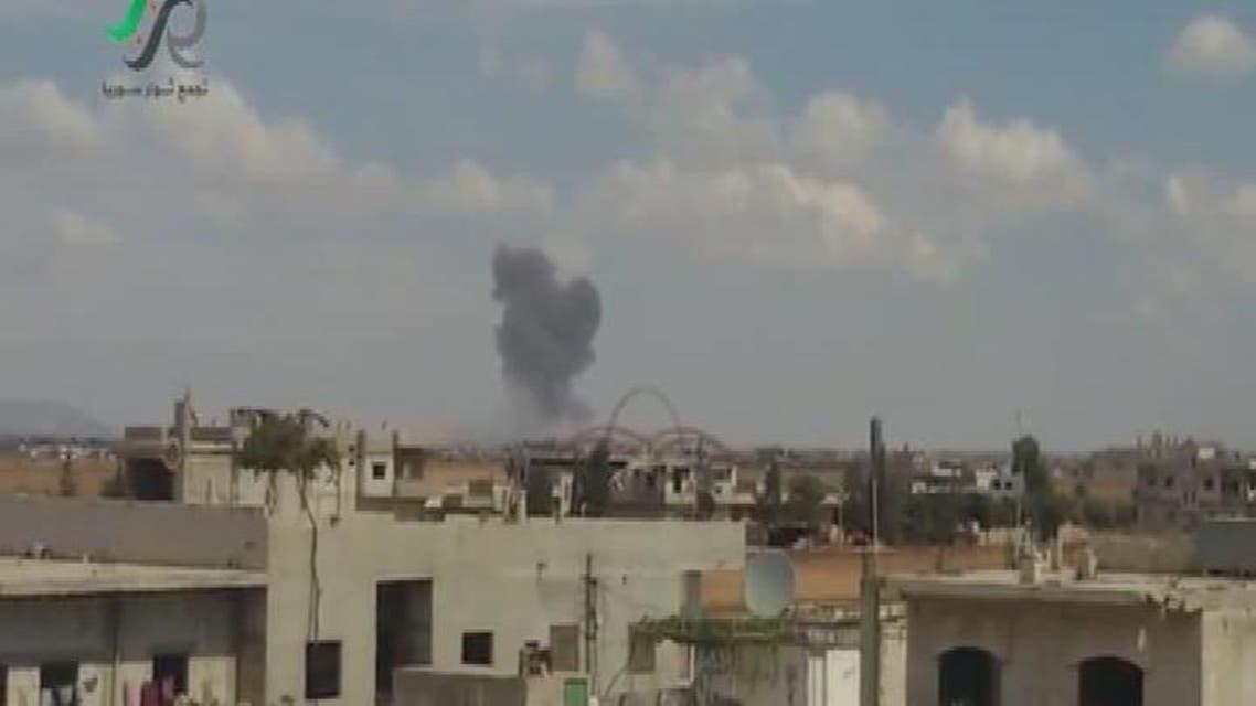 THUMBNAIL_ أميركا: روسيا استهدفت مناطق خالية من داعش بسوريا