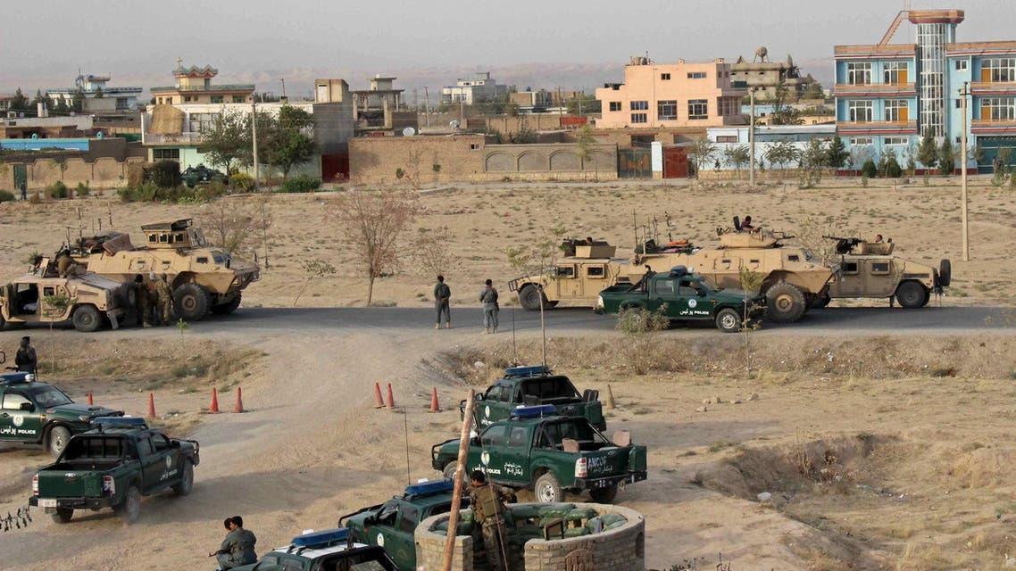 قوات أفغانية - معارك - قندوز