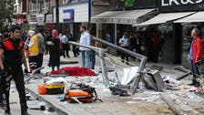 Twelve killed as bus crashes into Ankara bus stop