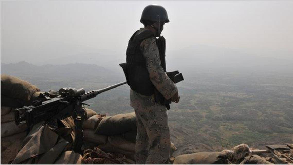 الحدود السعودية اليمنية