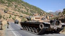 تركيا ترد على إطلاق قذائف من سوريا على كلس
