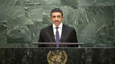 عدن کی آزادی عسکری اور انسانی فتح ہے: عبداللہ بن زاید