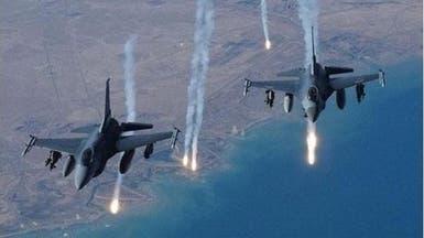 37 ضربة للتحالف الدولي ضد #داعش