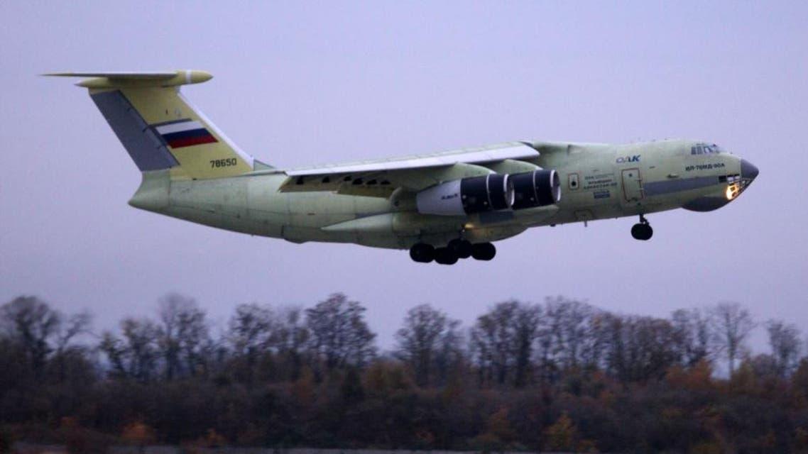 واپیمای نظامی روسیه