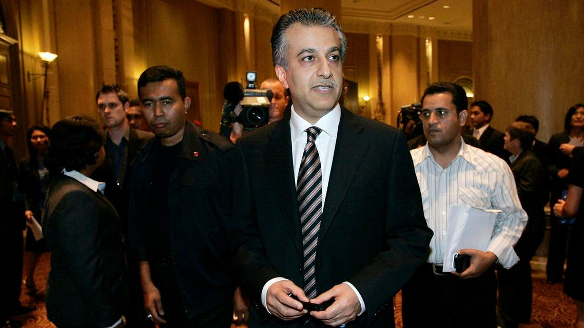 The 51-year-old Sheikh Ahmad is a member of the FIFA executive committee and is also the head of the Association of National Olympic Committees (ANOC) and the Olympic Council of Asia (OCA). (AP)