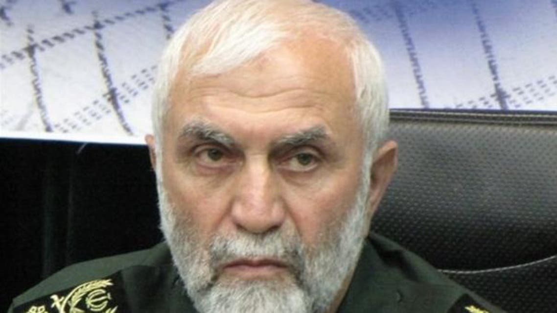 اللواء حسين همداني