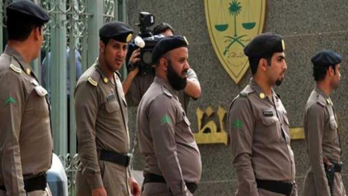 عناصر من قوات الشرطة السعودية 3
