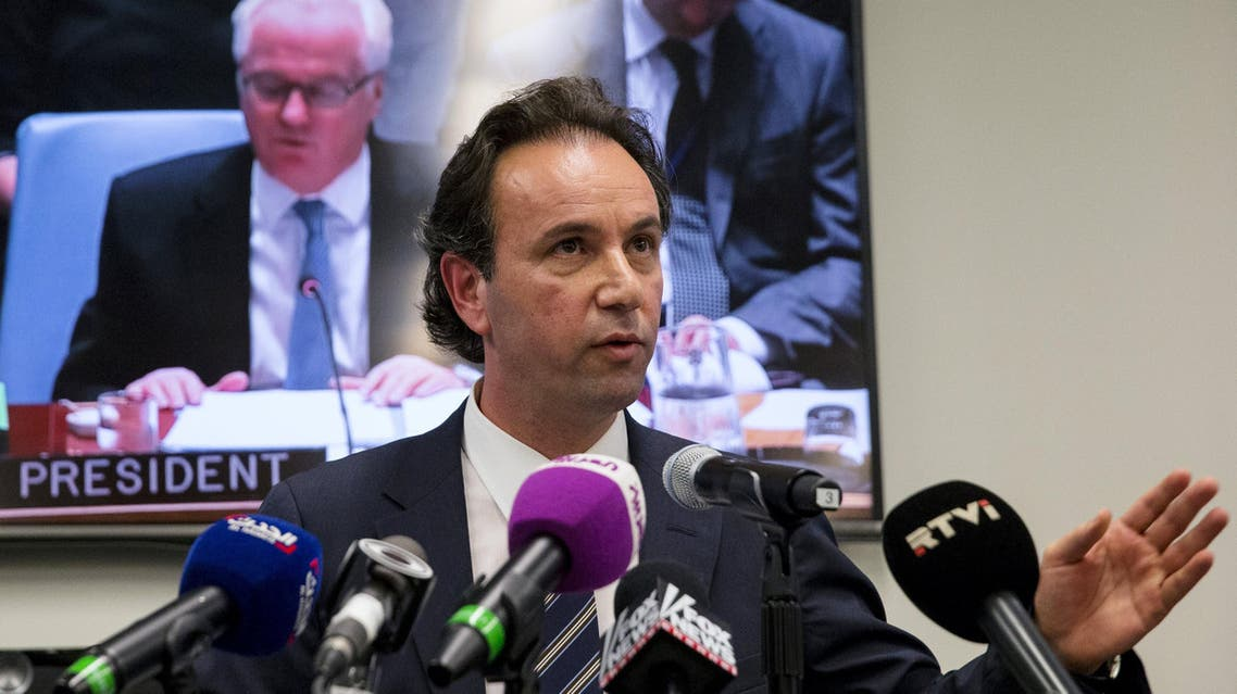 خالد خوجة - رئيس الإئتلاف السوري