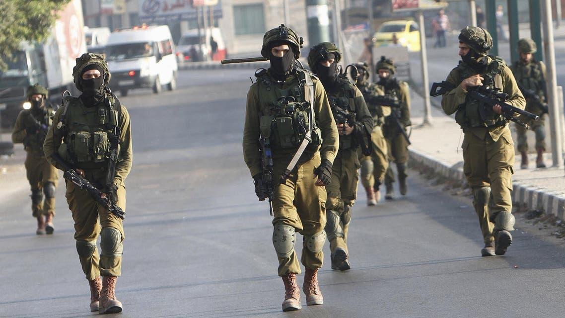 قوات الجيش الإسرائيلي