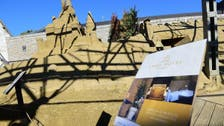 World's first sandcastle hotel turns childhood fantasy into reality