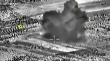 Russia warned U.S. 'ahead of latest Syria strikes'
