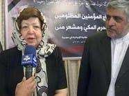 لنائبة الرئيس السوري دموعٌ تنهمر على الإيرانيين فقط