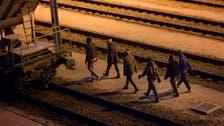 إنقاذ 7 لاجئين سوريين في مرفأ كاليه بفرنسا